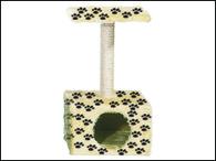 Odpočívadlo CAT-GATO Diabolo potisk tlapky 66 cm (1ks)