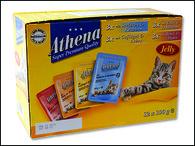 Kapsičky SATURN Athena Jelly Multipack (1200g)