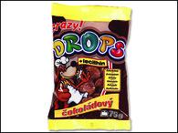 Drops DAFIKO čokoládový (75g)