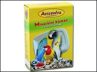 Blok minerální AVICENTRA s drcenými mušlemi pro papoušky (1ks)