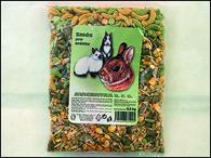 Krmivo AVICENTRA standart pro králíky (500g)