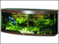 Akvárium JUWEL set Vision 450 tmavě hnědé (450l)