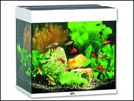 Akvárium JUWEL set Lido 120 bílé (120l)