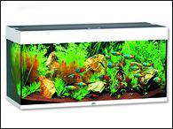 Akvárium JUWEL set Rio 180 bílé (180l)
