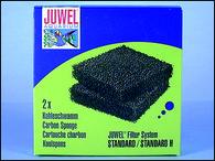 Náplň JUWEL uhlí aktivní standard (2ks)