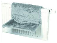 Odpočívadlo CAT-GATO na radiátor šedé (1ks)