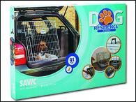 Klec SAVIC Dog Residence mobil 91 x 61 x 71 cm (1ks)