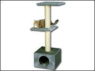 Odpočívadlo MAGIC CAT Alexia šedé 104 cm (1ks)