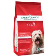 Arden Grange Adult with fresh chicken & rice 12 kg