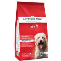 Arden Grange Adult with fresh chicken & rice 2 kg
