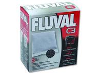 Náplň sáčky aktivní uhlí FLUVAL C3 (3ks)