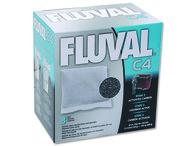 Náplň sáčky aktivní uhlí FLUVAL C4 (3ks)