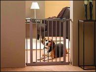 Zábrana dveřní DOG BARRIER vnitřní 75 cm (1ks)