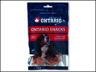 ONTARIO Snack Chicken Fillet with Chondroitin (70g)