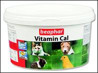 Doplněk stravy BEAPHAR Vitamin Cal (250g)