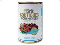 BRIT Boutiques Gourmandes Duck Bits & Paté (400g)