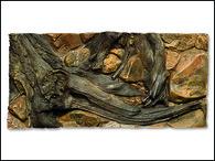 Pozadí AQUA EXCELLENT Amazonia 100 x 50 cm (1ks)
