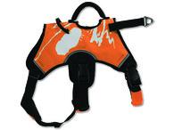 Postroj ZOLUX tažný oranžový XL (1ks)