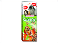 Tyčinky VERSELE-LAGA Crispy s ovocem pro králíky a morčata (110g)