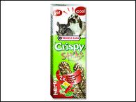 Tyčinky VERSELE-LAGA Crispy s bylinami pro králíky a činčily (110g)