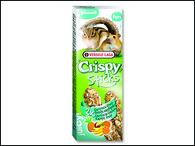 Tyčinky VERSELE-LAGA Crispy s exotickým ovocem pro křečky a veverky (110g)
