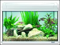 Akvárium set TETRA AquaArt bílý 57 x 30 x 35 cm (60l)