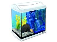Akvárium set TETRA AquaArt LED bílý (30l)