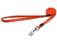 Vodítko Alpinist oranžové 1,1x180cm