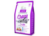 BRIT Care Cat Crazy I'm Kitten (400g)