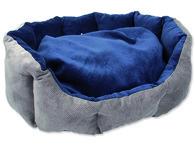 Pelech DOG FANTASY Koruna modrý 50 cm (1ks)