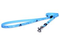 Vodítko YoYo modré 0,8x180cm