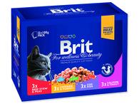 BRIT Premium Cat Family Plate kapsičky
