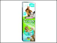 Tyčinky VERSELE-LAGA Crispy Mega s bylinami pro králíky a činčily (140g)