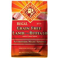 Regal Grain Free lamb 13,6 KG