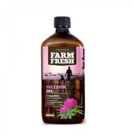 Farm Fresh – Silybum Oil - Ostropestřecový olej 200 ml
