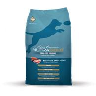 NutraGold Whitefish&Sweet Potato GRAIN FREE 13,6 KG