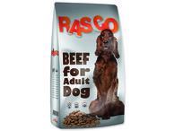 Rasco krmivo hovězí pro psy 10kg