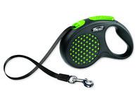 Vodítko Flexi Design páska S 5m zelené