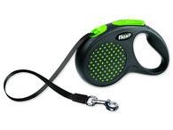 Vodítko Flexi Design páska M-L 5m zelené