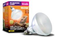 výbojka s uvb zářením do terária Balení: D3 Basking Lamp 160W