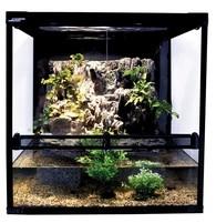 Lucky Reptile Aqua-Tarrium Zboží: Aqua-Tarrium 73.5x55x75 cm černé