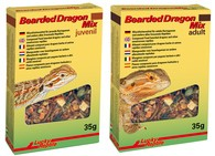 Lucky Reptile Bearded Dragon Mix Balení: Bearded Dragon Mix Adult 35g