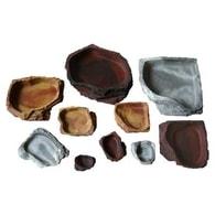 Lucky Reptile nádobky pro krmení a napájení Watáž: cca. 11x8x2.5 cm, Balení: Napáječka Granite malá