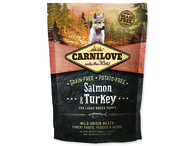 CARNILOVE Salmon & Turkey for Large Breed Puppy 1,5 kg