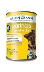 Arden Grange partners Appetite plus 395 g