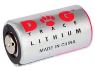Náhradní baterie DOGTRACE lithiová CR2 3V (1ks)