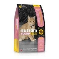 S1 Nutram Sound Kitten - pro koťata 1,8 Kg