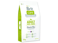 BRIT Care Adult Small Breed Lamb & Rice (7,5kg)