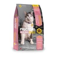 S5 Nutram Sound Adult/Senior Cat - pro dospělé a starší kočky 6,8 Kg