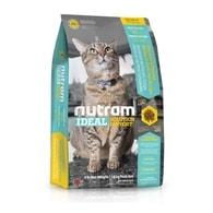 I12 Nutram Ideal Weight Control Cat - pro dospělé kočky – kontrola váhy 6,8 Kg